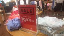 GAP Diskon Hingga 60%, T-shirt Mulai dari Rp 79 Ribu