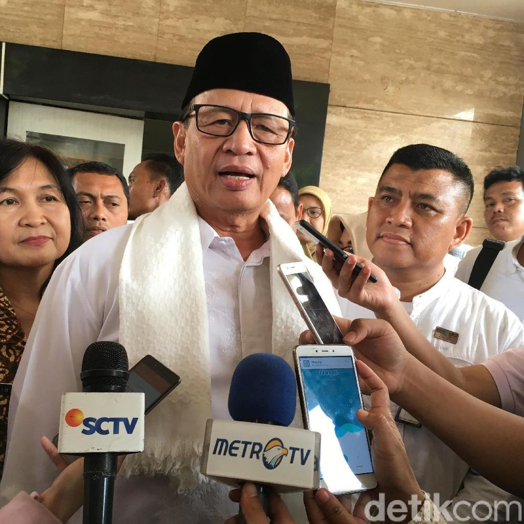 Gubernur Banten Minta Polisi Tindak Penyebar Hoax soal Gempa Lebak