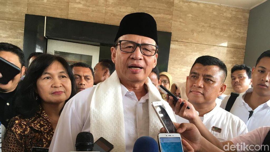 Gubernur Banten Teken UMK 2018, Cilegon Tertinggi Rp 3,6 Juta