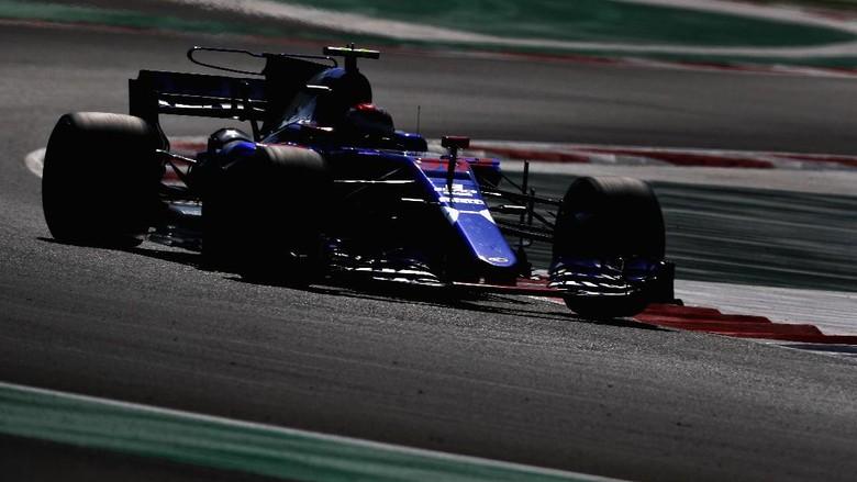 Toro Rosso Beri Banyak Ilmu untuk Sean