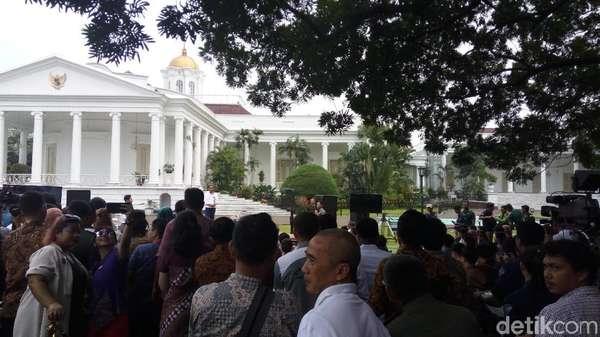 Kids Jaman Now Ini Yakinkan Jokowi kalau Pemuda Tak Baperan