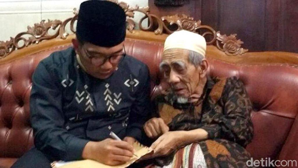 Pilih Cawagub, Ridwan Kamil Ingin Tiru Cara Khofifah