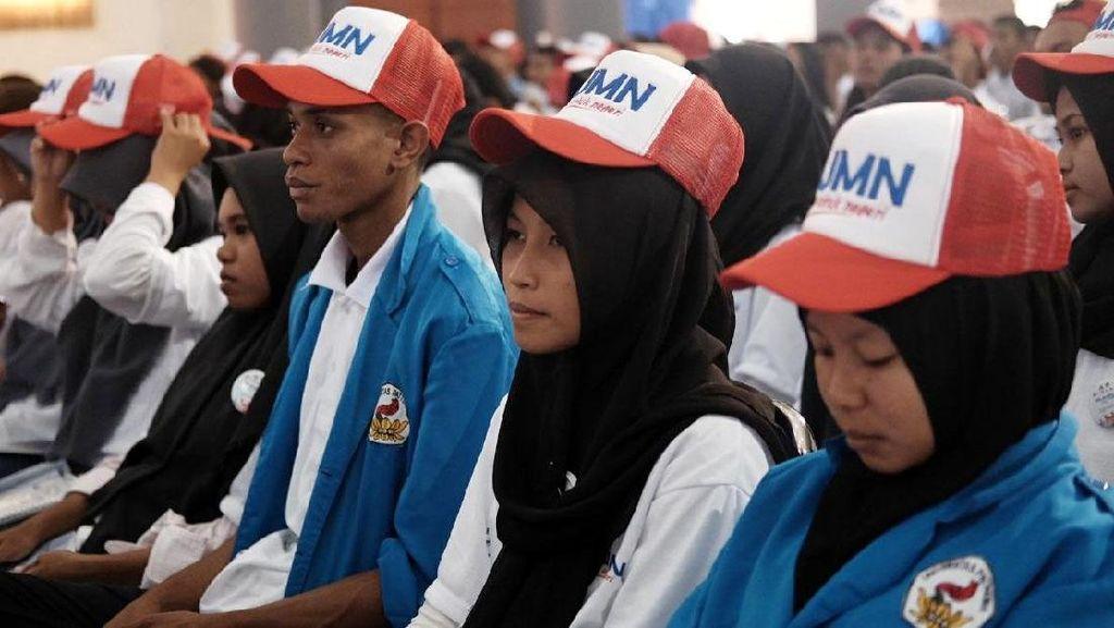 Dorong Dunia Pendidikan, BUMN Hadir di Kampus Pattimura Ambon