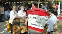 Pos Lintas Batas RI-PNG di Merauke Dibangun Tahun Depan