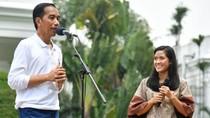 Bertemu di Istana Bogor, Petani Wanita Ini Bikin Jokowi Senang
