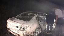 Sebuah Accord Ludes Terbakar di Magetan, Tak Ada Korban Jiwa