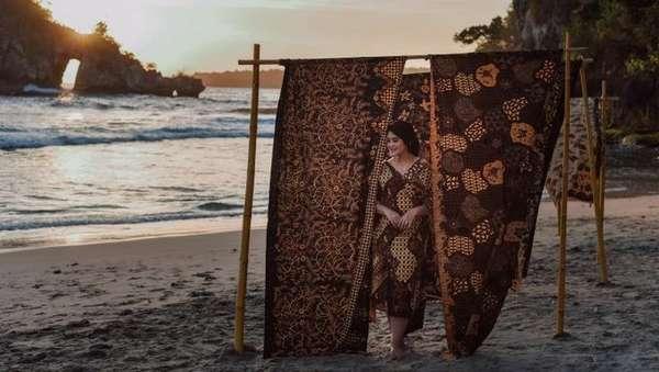Ini Batik Abadi yang Akan Dipakai Kahiyang Ayu Saat Midodareni