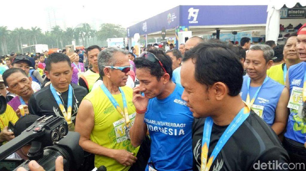 Kompaknya Sandi-Bima Arya: Jakarta-Bogor Best Friend Forever