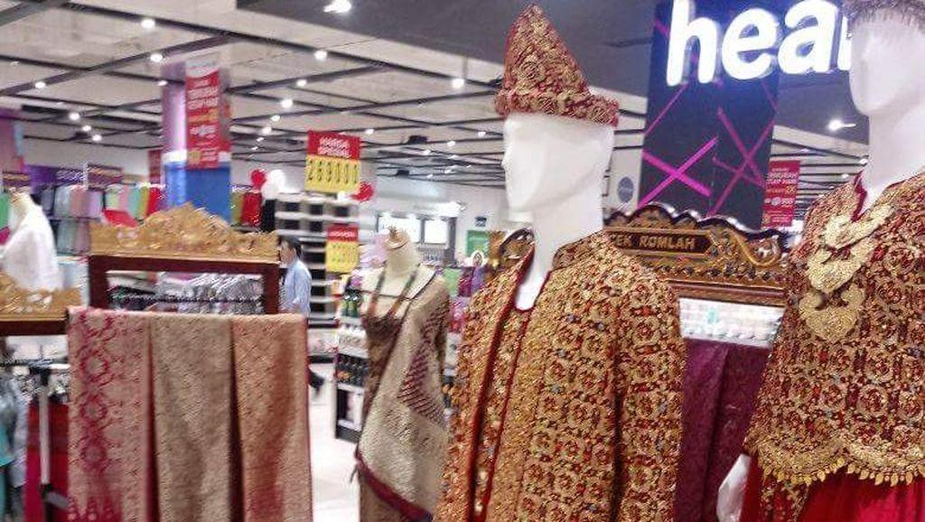Diskon 28 Brand Fashion di Transmart Carrefour Palembang City Center