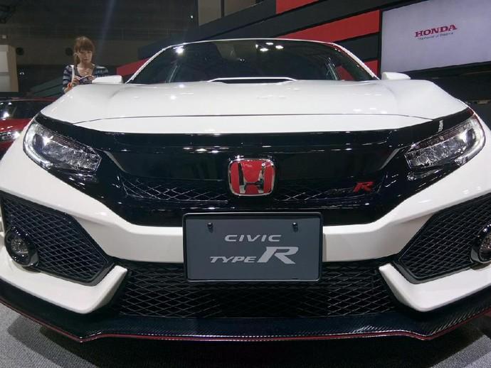 Civic Hatchback Mejeng di Tokyo Motor Show 2017