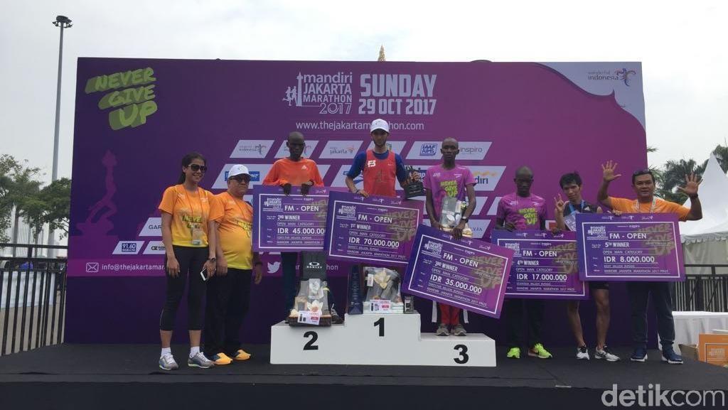 Jakarta Marathon 2017: PR-nya Masih Sama