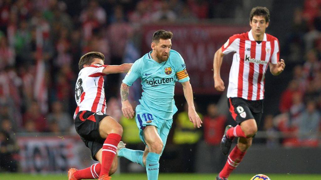 Barcelona Tundukkan Bilbao 2-0