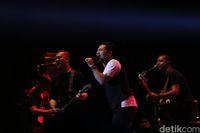 Mellow Bareng D'MASIV dan Hantaman Andra and The Backbone