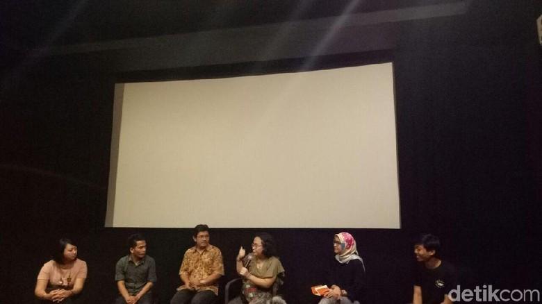 Film Remaja di Bawah Umur - Jakarta Komisi untuk Orang Hilang dan Korban Tindak Kekerasan membuat film dokumenter tentang Yusman Film dokumenter tersebut diberi