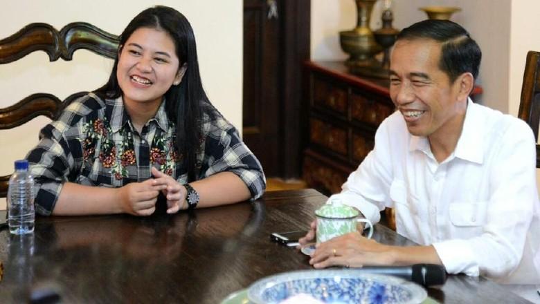 Jokowi Imbau Ribuan Relawan yang - Jakarta Ribuan relawan Presiden Joko Widodo akan menghadiri prosesi pernikahan anak Jokowi Kahiyang Ayu dengan Muhammad Bobby Afif
