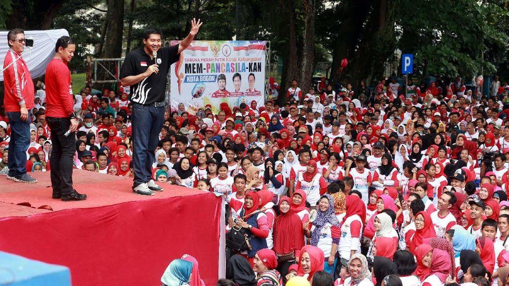 Kirab Kebangsaan di Bogor Persatukan Perbedaan