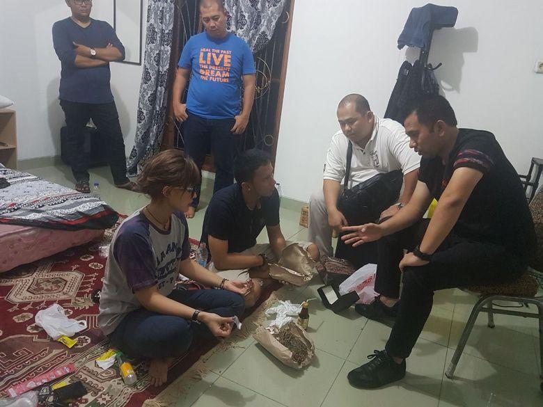 Polda Metro Jaya Tangkap Artis FTV Terkait Kasus Narkoba