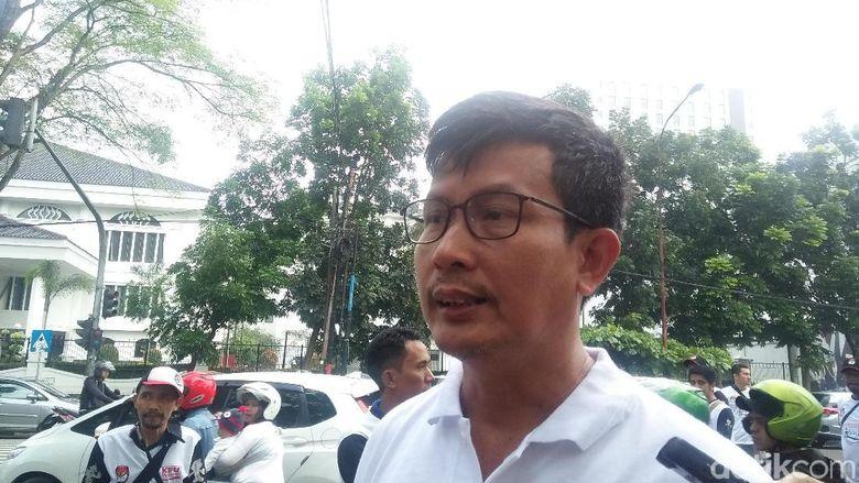 Peserta Pilkada Jabar Sebagian Diperiksa di Rumah Sakit Jakarta