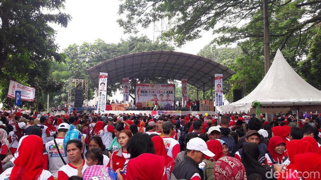 Di Kirab Kebangsaan Bogor, Bima Arya: Persatuan Mesti Diperjuangkan
