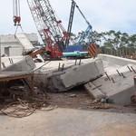Pekerja Hingga Alat Berat Dievaluasi Terkait Konstruksi Ambruk