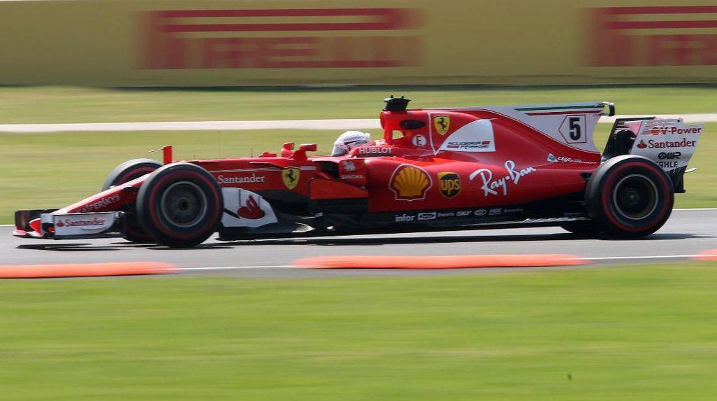 Mobil F1 Bakal Pakai Mesin Baru yang Lebih Ngebut