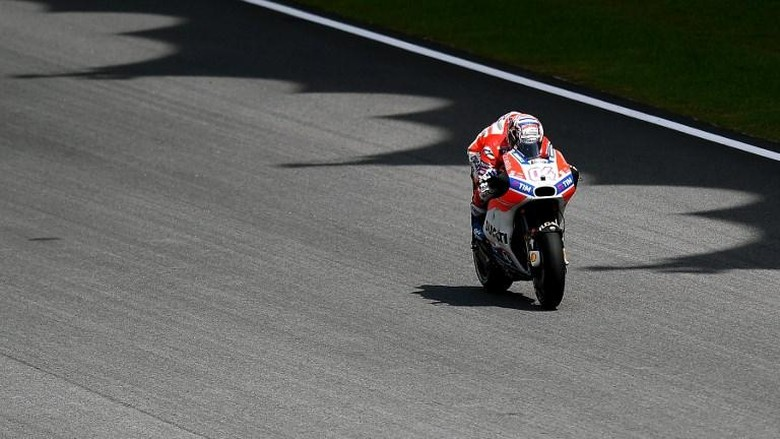 Strategi Tunggal Dovizioso