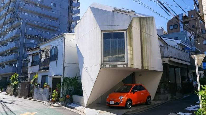 Beli Mobil di Jepang Harus Punya Tempat Parkir Dulu