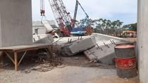 Girder Flyover Tol di Pasuruan Ambruk, Ini Jawaban PT Waskita Karya