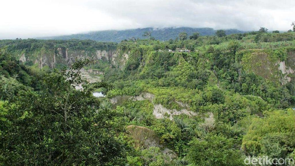 Foto: Tempat Terbaik Melihat Ngarai Sianok
