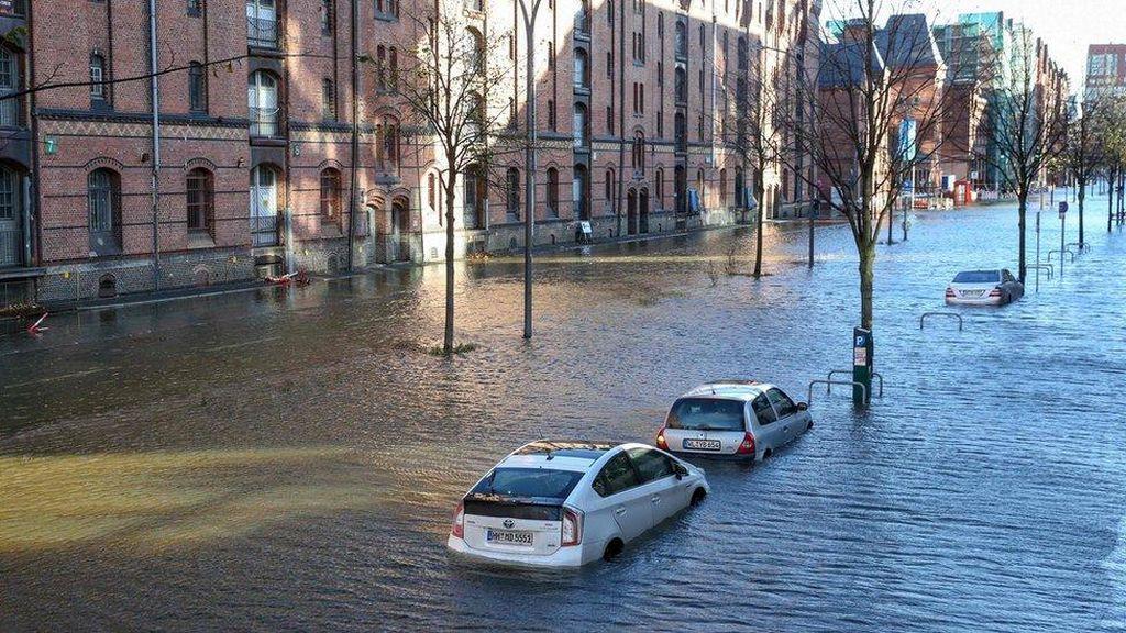 Badai Hebat Tewaskan 5 Orang di Jerman, Polandia, dan Ceko