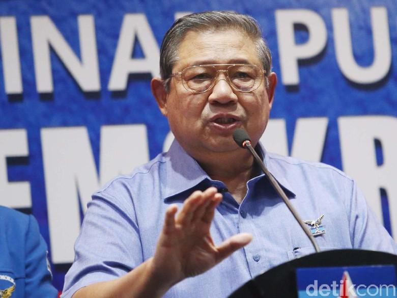 SBY: Sebenarnya Negara Ini Memposisikan Ormas sebagai Apa?