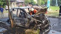Kabel Dimakan Tikus, 1 Mobil Terbakar di Cakung