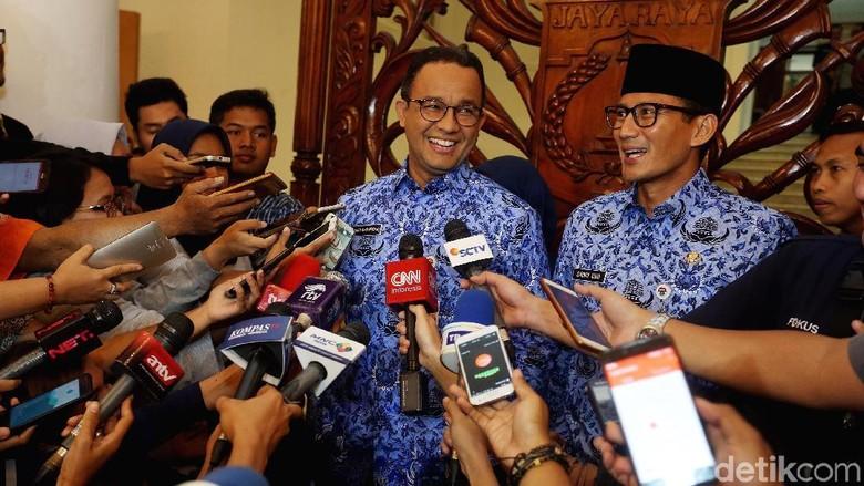 Bertemu Sejumlah Dapat Hadiah Patung - Jakarta Pemprov DKI Jakarta menggelar Diplomatic Corps di Balai Jakarta Acara tersebut dihadiri oleh para duta besar dari