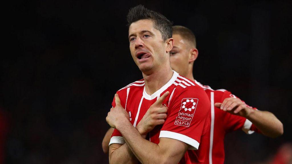 Bayern Tak Bawa Lewandowski ke Markas Celtic