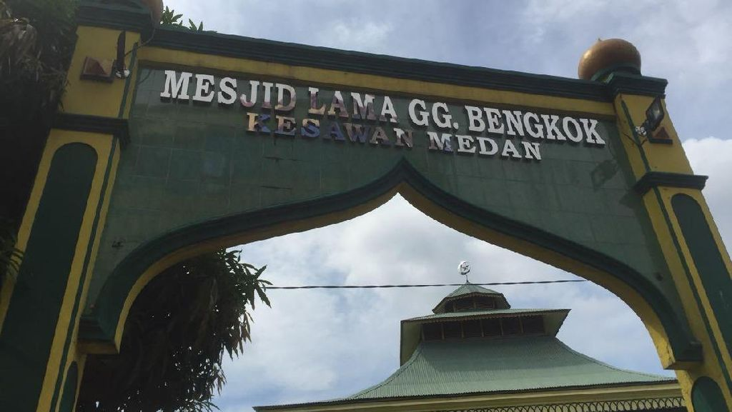 Menelusuri Jejak Tjong, Orang Terkaya di Medan yang Bangun Masjid