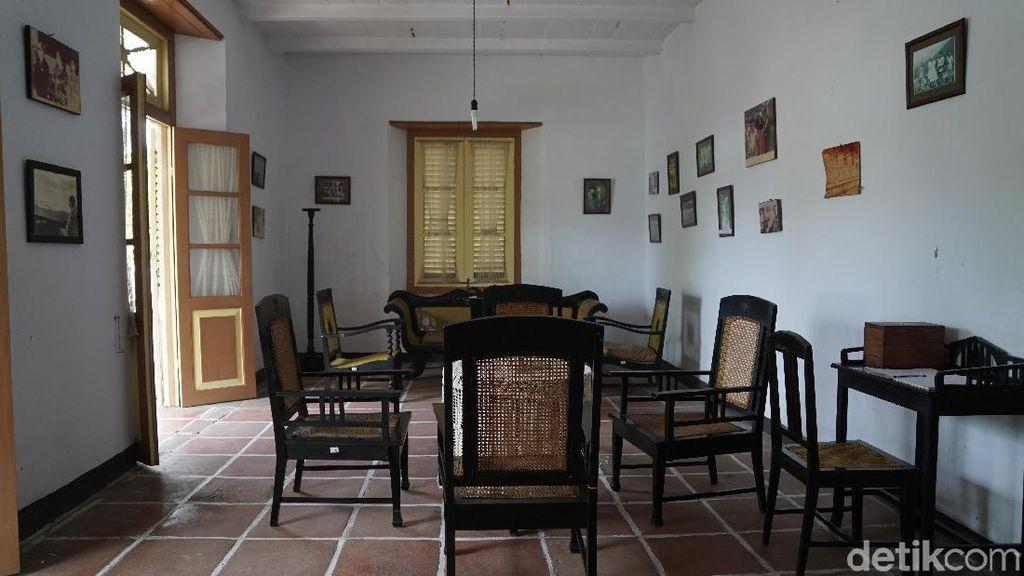 Foto: Rumah Pembuangan Bung Hatta di Banda Neira