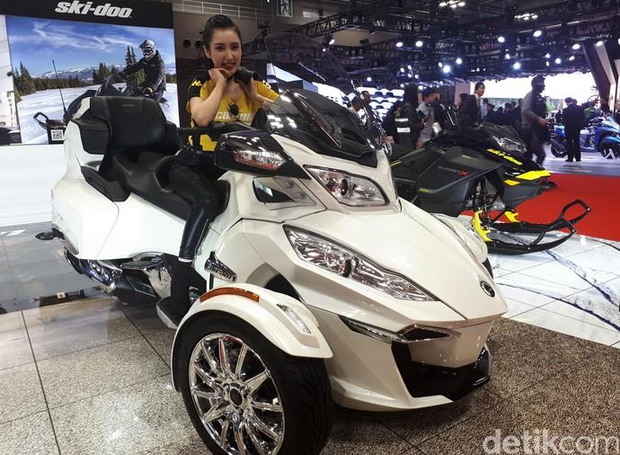 Si Cantik di Tokyo Motor Show
