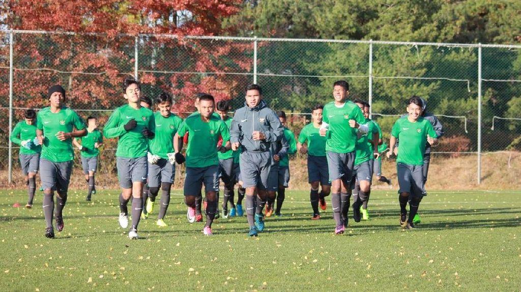 Siang Ini Timnas U-19 Mengawali Kiprahnya di Kualifikasi Piala Asia