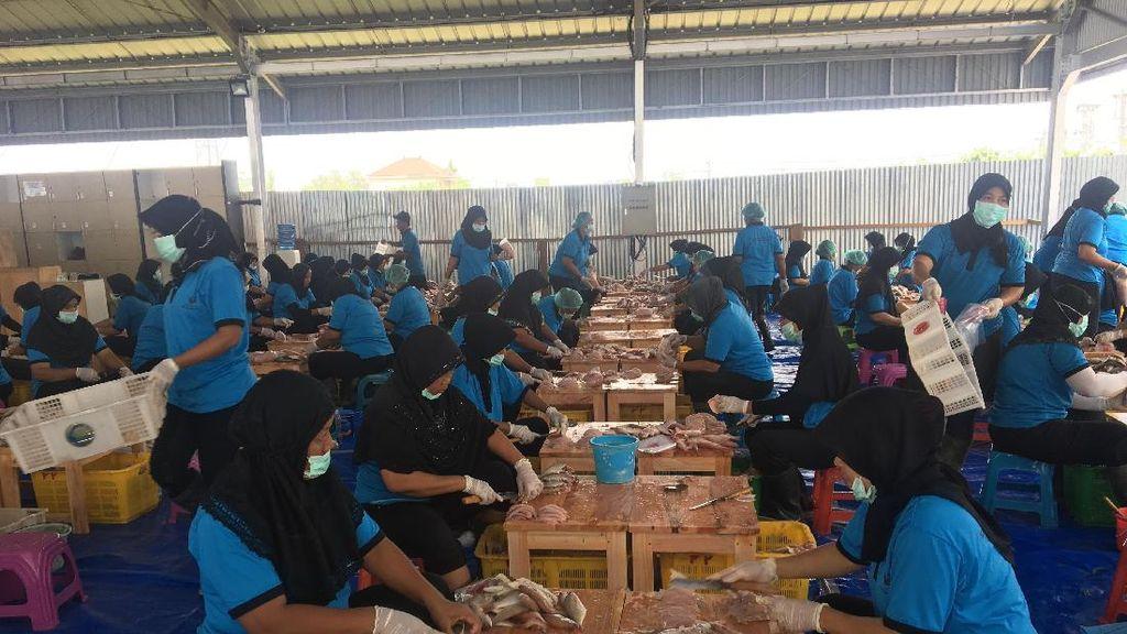 Di Jateng, Eximbank Salurkan Kredit Eksportir Rp 8,4 Triliun