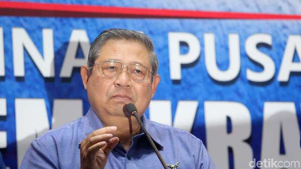 Soal UU Ormas, SBY Singgung UU Keamanan Singapura hingga AS