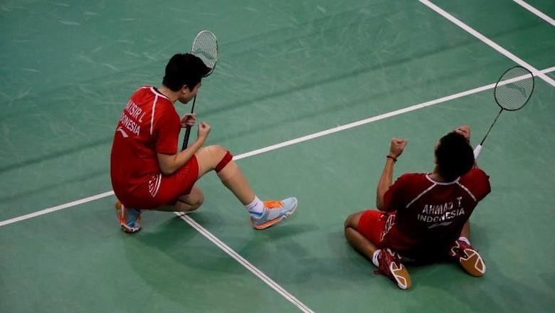 Jokowi: Gelar Juara Owi/Butet dan Greysia/Apriyani Jadi Kado Sumpah Pemuda