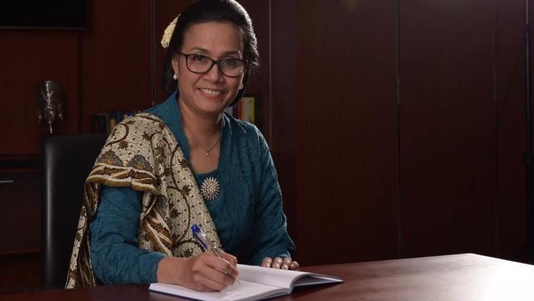 Sri Mulyani Proyeksi Ekonomi RI Tumbuh 5,1% di 2017