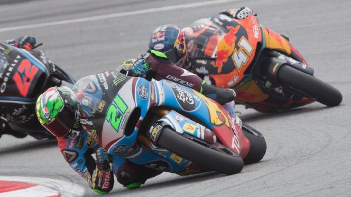 Foto: Kampiun Moto2 Sudah Ketahuan di Sepang, MotoGP Belum