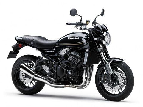 Kawasaki Kenalkan Motor Sport Bergaya Retro