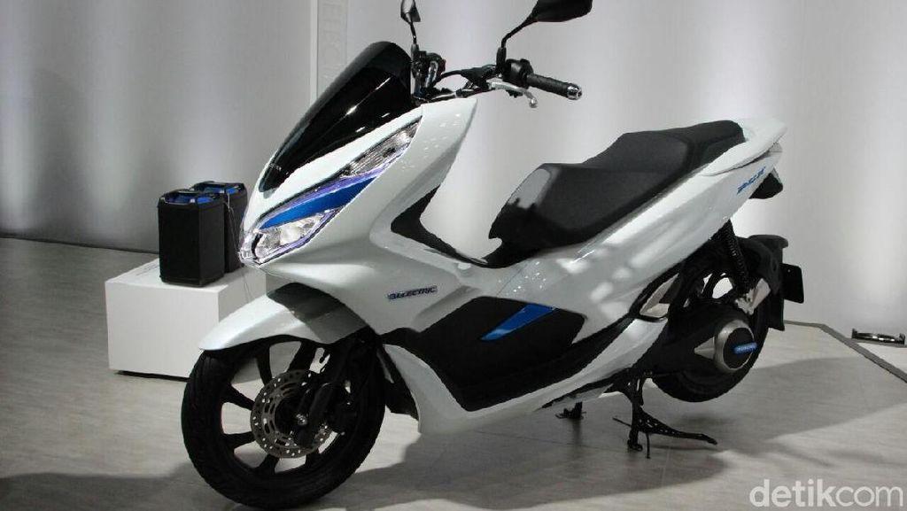 Honda Akan Sediakan Vending Machine untuk Baterai Motor Listrik