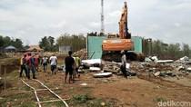 Masjid di Tengah Lahan Tol di Semarang Akhirnya Dibongkar