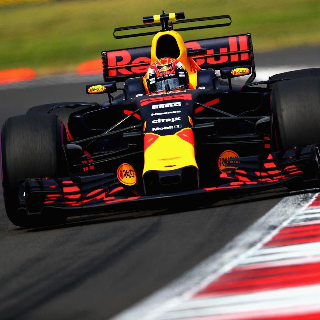 Hasil F1 GP Meksiko
