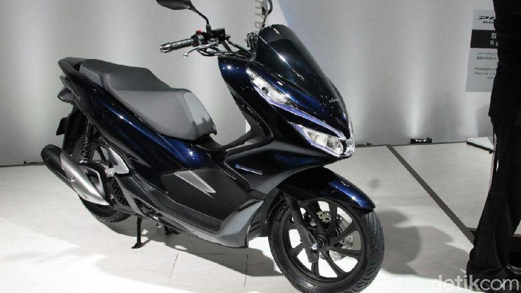 Honda PCX Sudah Tahap Final untuk Diproduksi di Indonesia