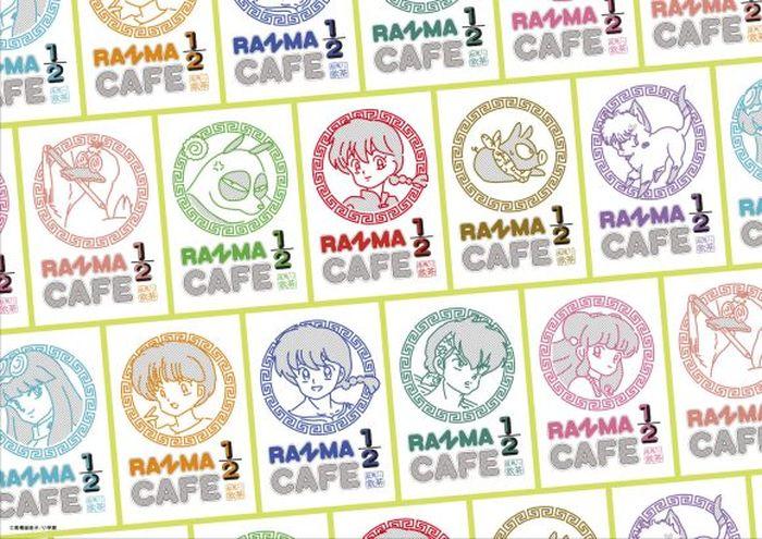 Mulai 9 November sampan Januari 2018 akan ada pop-up cafe Ranma 1/2 di The Guest cafe & diner. Lokasinya di Osaka, Nagoya dan Tokyo.