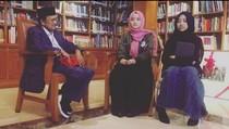 Saat Habibie Khusyuk Dengarkan Lantunan Alquran Putri Yusuf Mansur